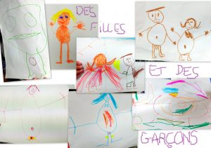 Dessin atelier 1 - Atelier enfants/parents