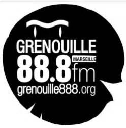Visuel Radio Grenouille